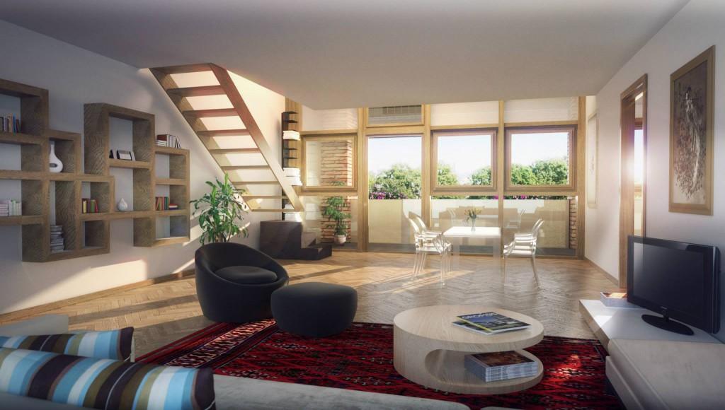 Il futuro cohousing di Chiaravalle