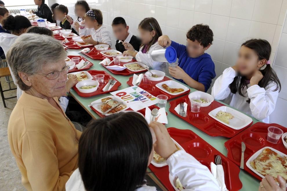 Nonni in mensa
