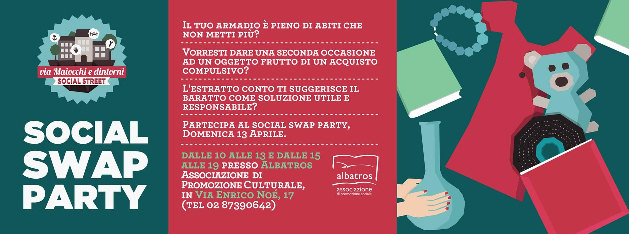 Social Swap Party