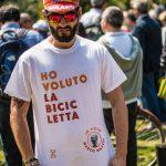 "T-shirt ""ho voluto la bicicletta"""
