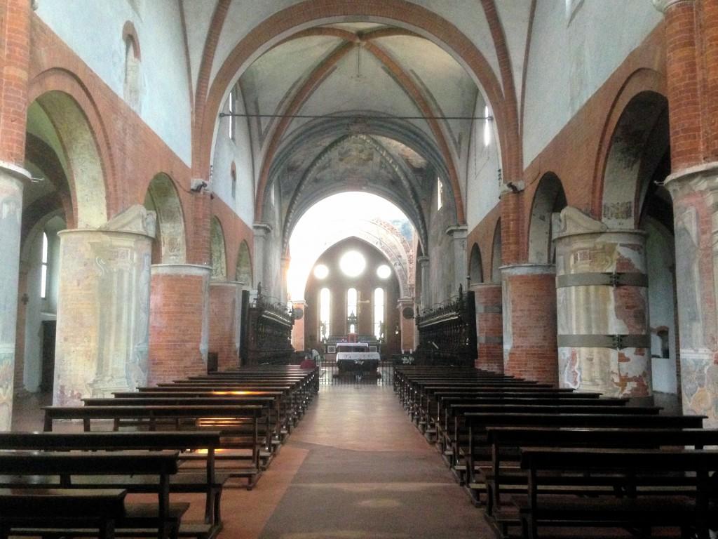 La chiesa di Chiaravalle