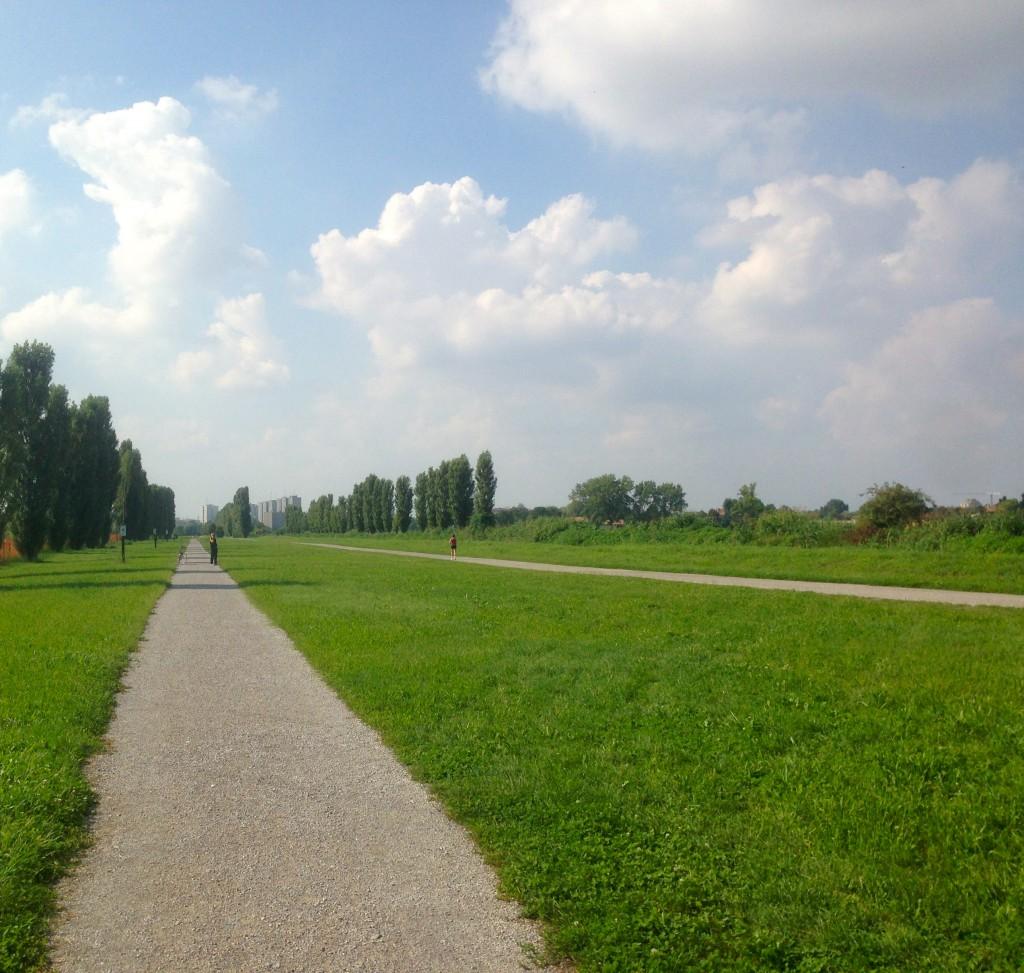 Il Parco della Vettabbia