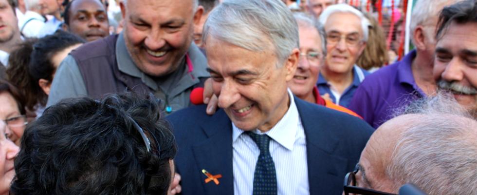 Il Sindaco Giuliano Pisapia