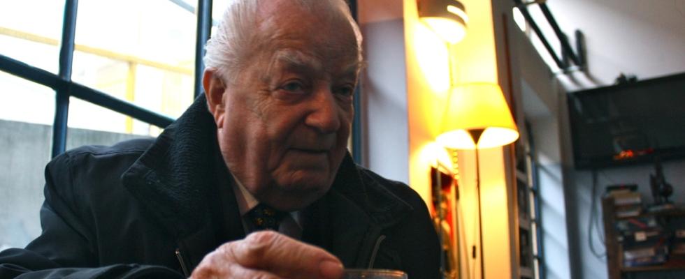 Luciano Rapotez a Radio Popolare