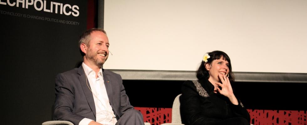 Anche Birgitta Jónsdóttir a Nordic Techpolitics