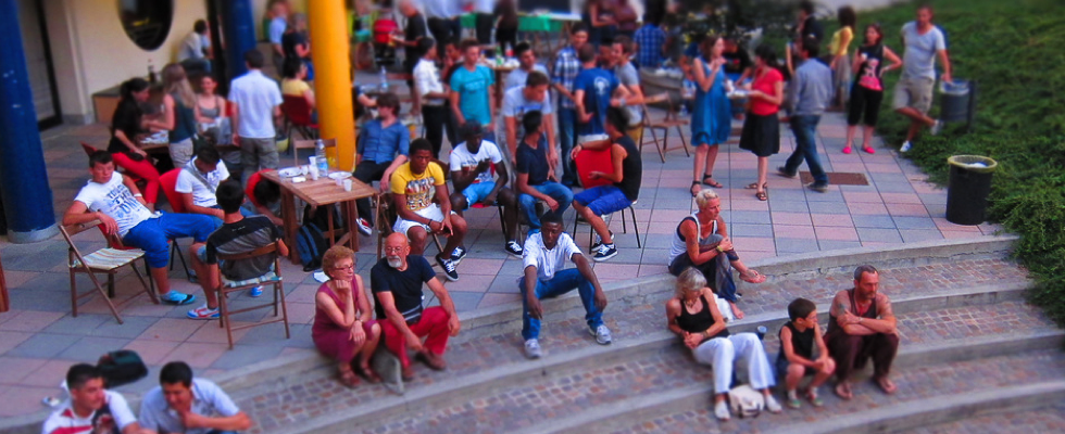 Active citizenship and social innovation is empowering a urban revolution in Milan