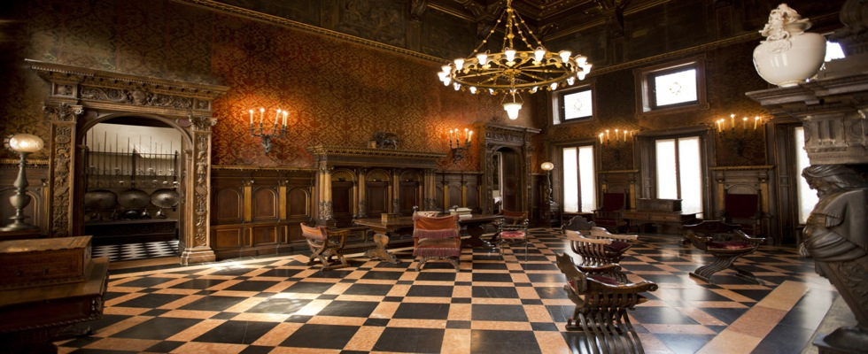 Bagatti Valsecchi Museum, a magical space to explore